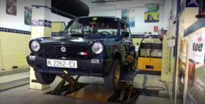 Neumáticos para coches antiguos marca Lancia