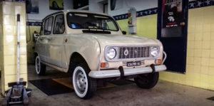 El añorado Renault 4, todo un clásico