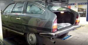 Citroen, coche clásico-Neumáticos Martinez