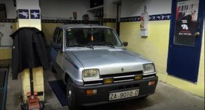 Renault, coche clásico