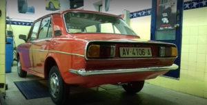 Neumáticos para coches clásicos Austin Victoria