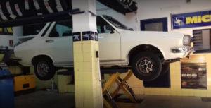 Venta neumáticos para vehículos antiguos